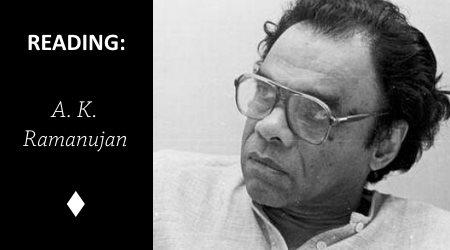 Reading: Breaded Fish by A.K.Ramanujan