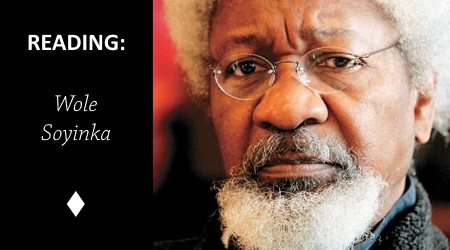 Reading: In The Small Hours by WoleSoyinka