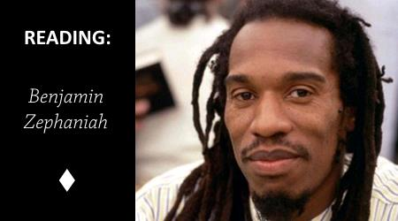 Reading: White Comedy by Benjamin Zephaniah
